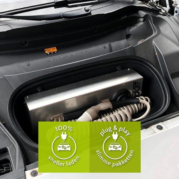 Evab DPC lader - slimme pakketten - 100% sneller laden