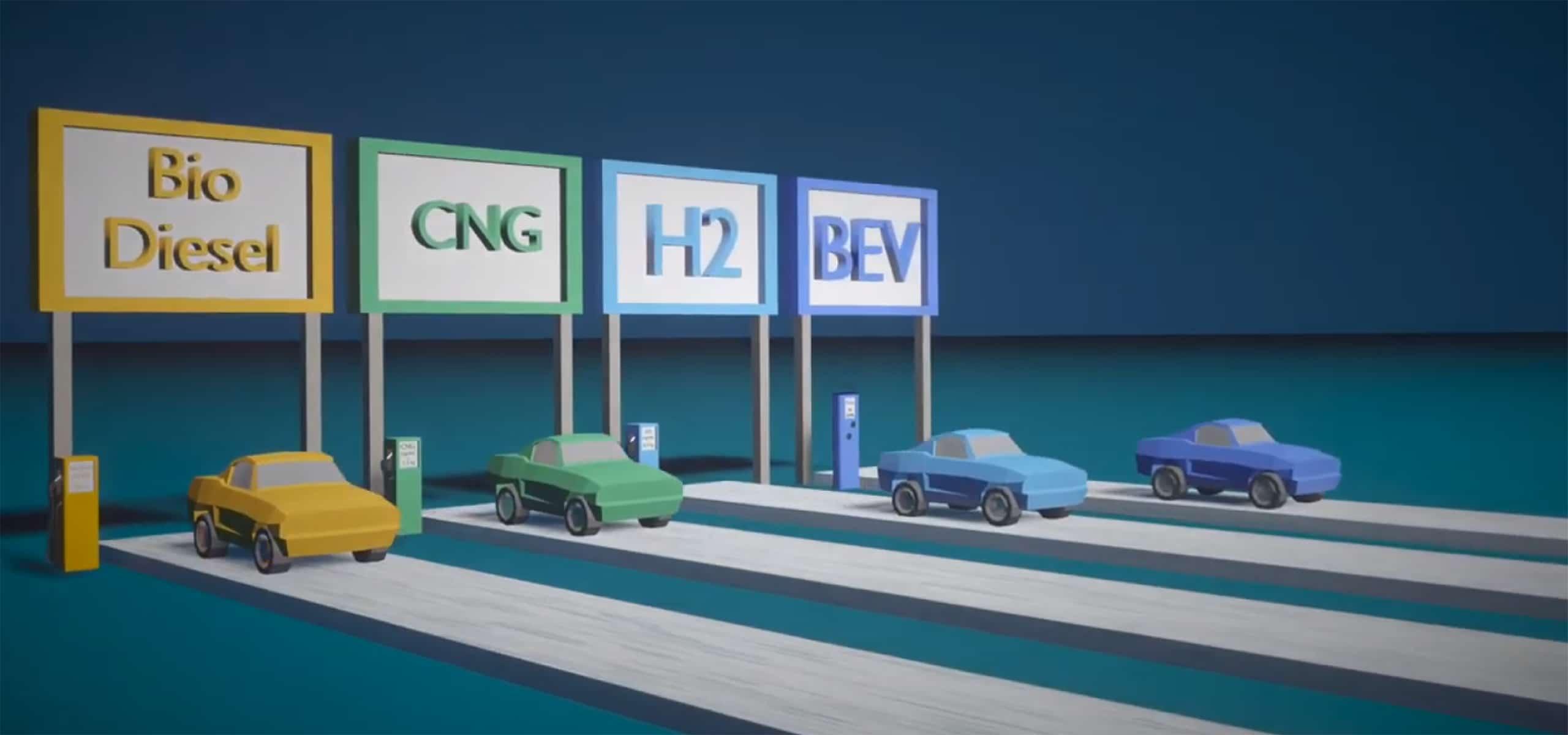 Hoe ver komt u met 16 kWh in uw tank of accu
