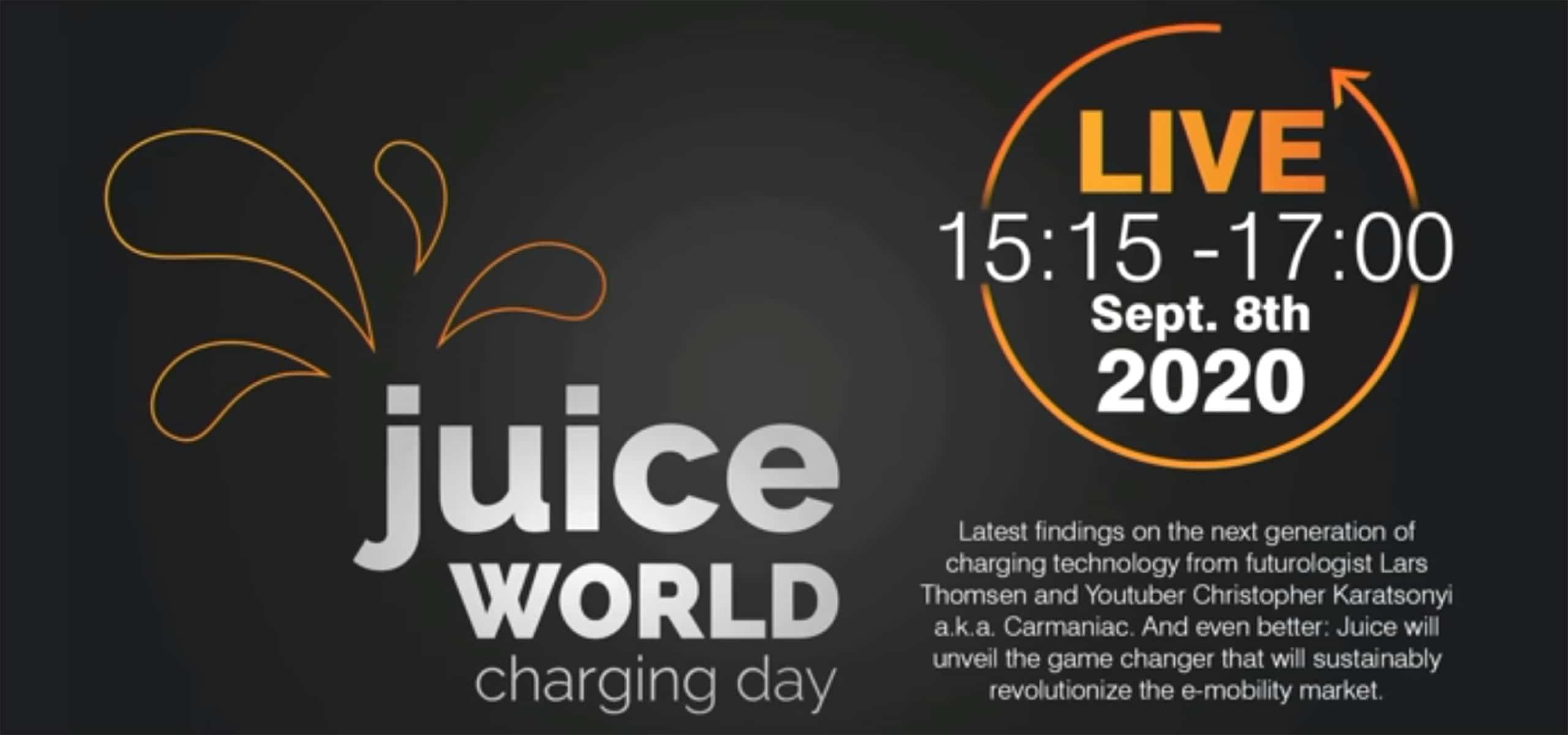 Juice introduceert Juice Booster 3 Air