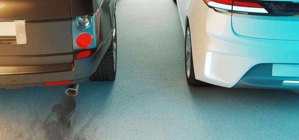 diesel benzine versus elektrisch
